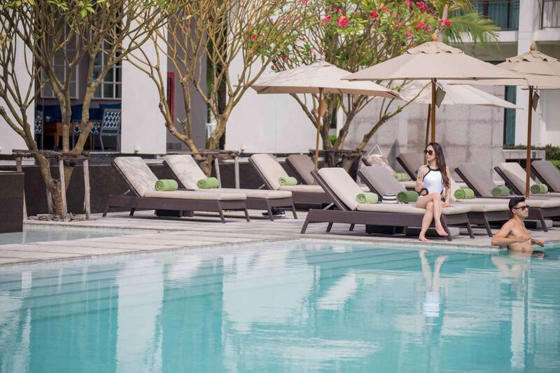 U Sathorn Bangkok Hotel Pool