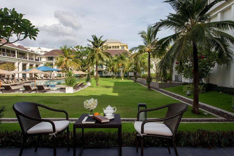 U Sathorn Bangkok Terrace Garden View