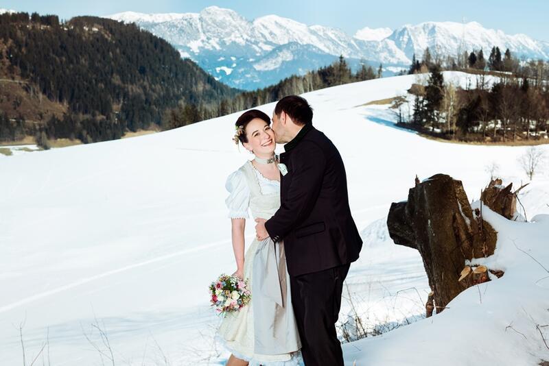 Hochzeit Winter