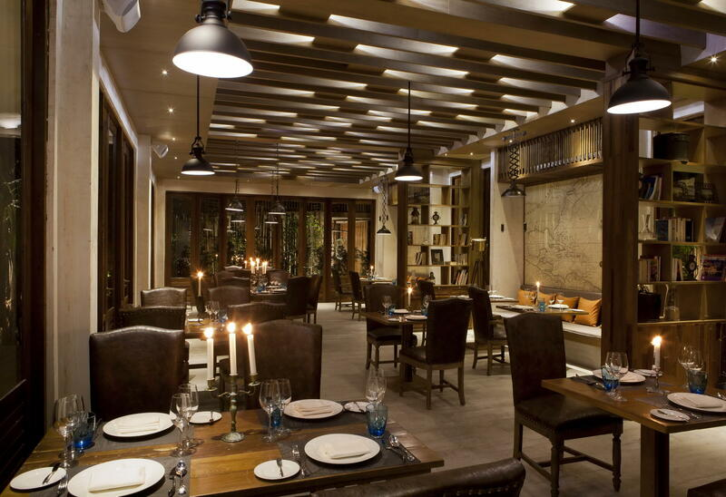 Papillon Restaurant at U Pattaya