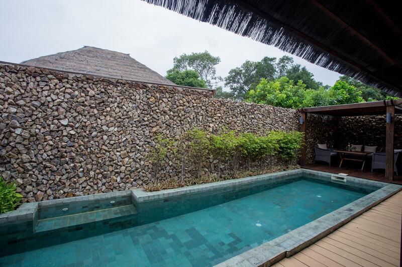 U Pattaya Two Bedroom Pool Villa Private Pool