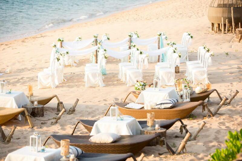 U Pattaya Beach Wedding Venue