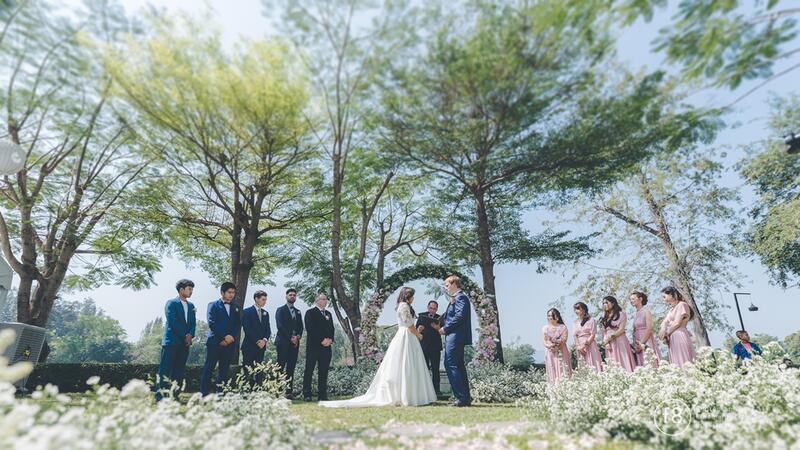 U Inchantree Kanchanaburi Wedding Venue