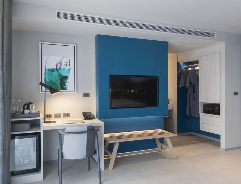 U Jomtien Deluxe Seaview Room