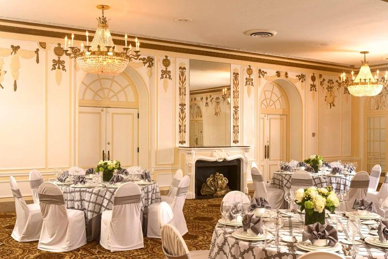 The Louis XVI Room at The Peabody Memphis - Weddings and Events