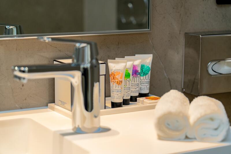 Bathroom detail | Nash Pratik