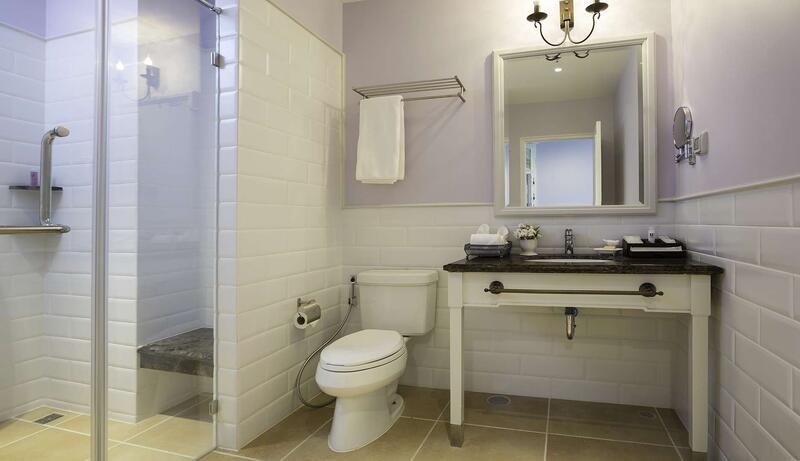U Khao Yai Deluxe Room Bathroom