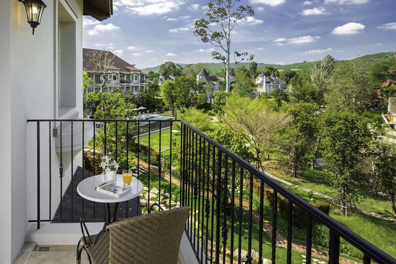 U Khao Yai Suite Balcony