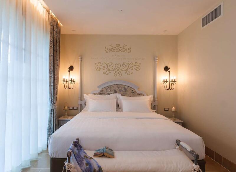 U Khao Yai Suite Bedroom