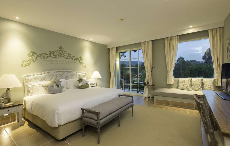 U Khao Yai Superior Room