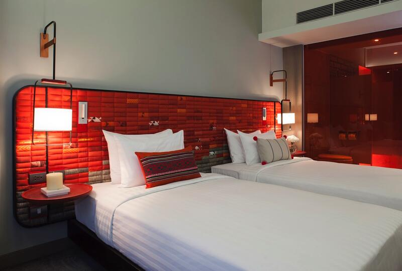 U Nimman Chiang Mai Deluxe Twin Room