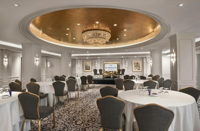 Warwick Meeting Room at Warwick New York