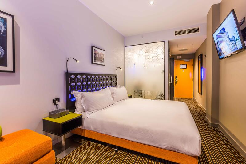 Where to Stay in Brisbane: Accommodation in Fortitude Valley
