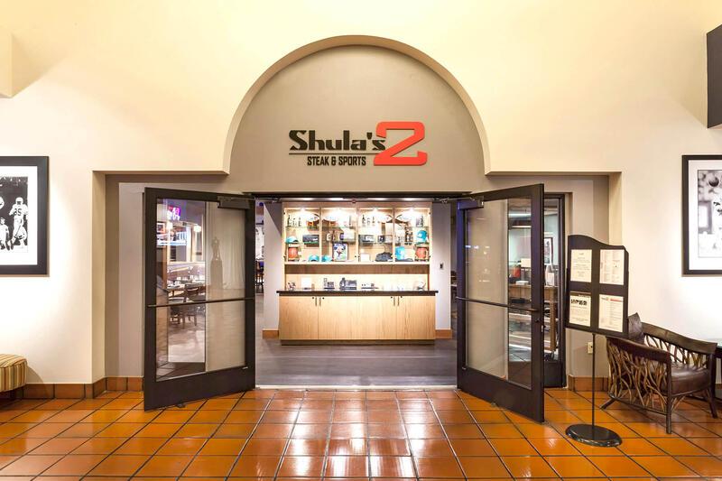 shula's 2 restaurant entrance