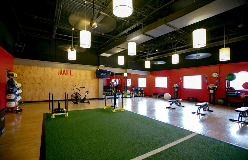 strenth and conditioning fitness center