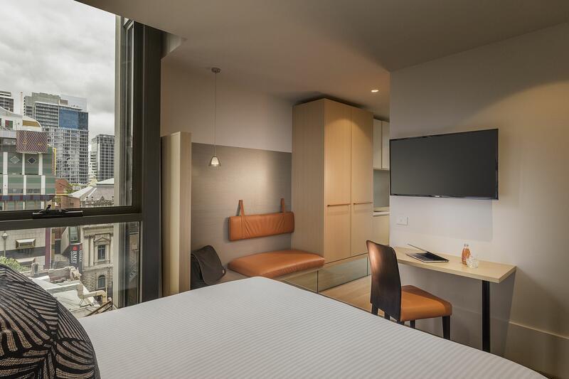 Studio Room at Brady Hotels Central Melbourne