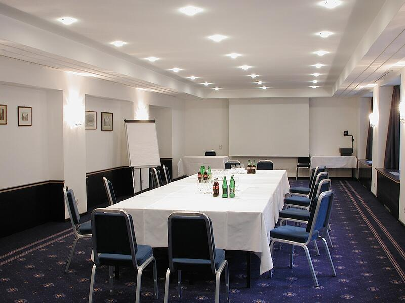 Meeting room at Ambassador Hotel in Vienna