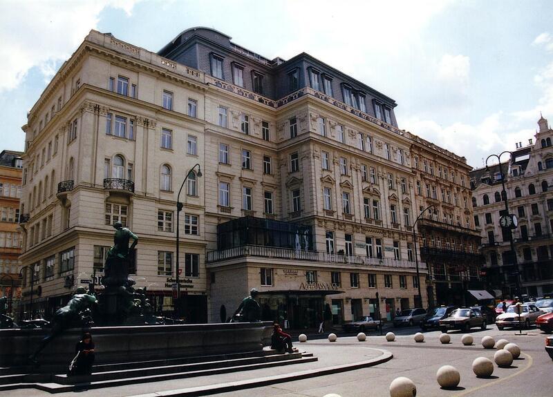 Ambassador Vienna Hotel