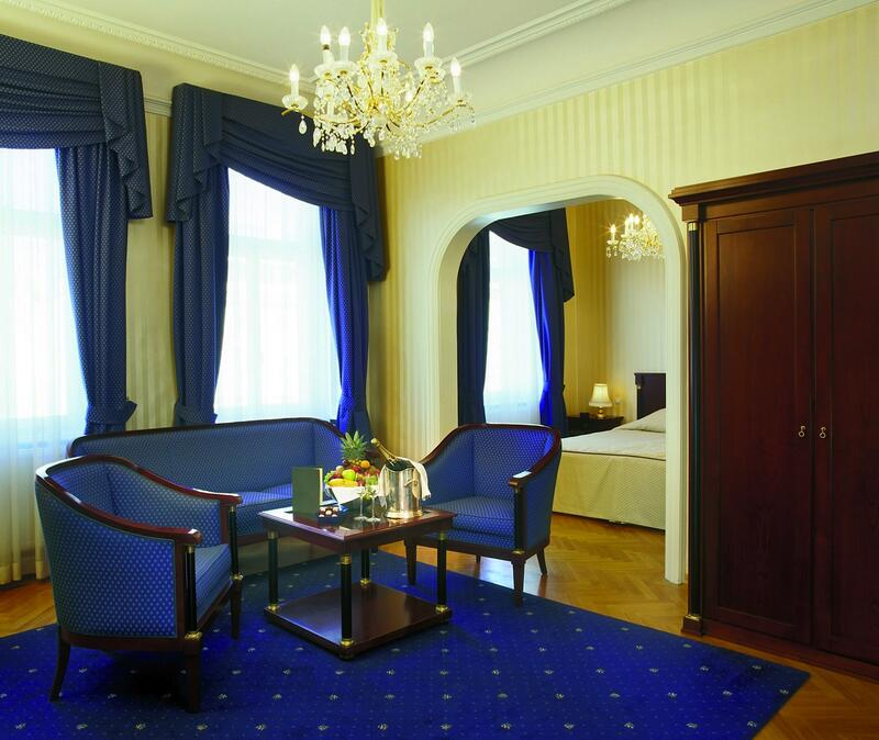 Apartment at Ambassador Hotel in Vienna