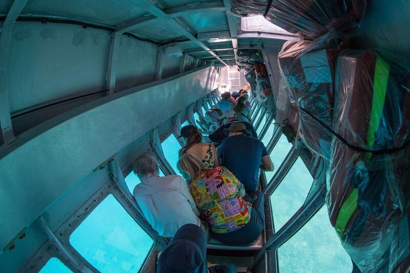 Semi Submersible Tour