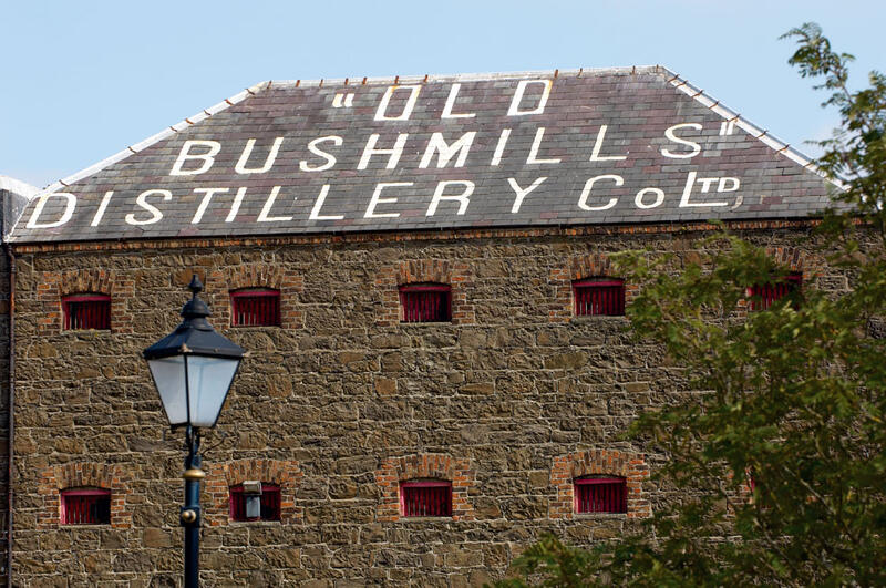 The Old Bushmills Distillery