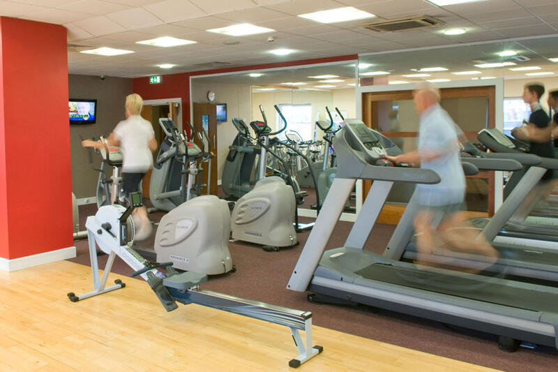City Hotel Derry Gym