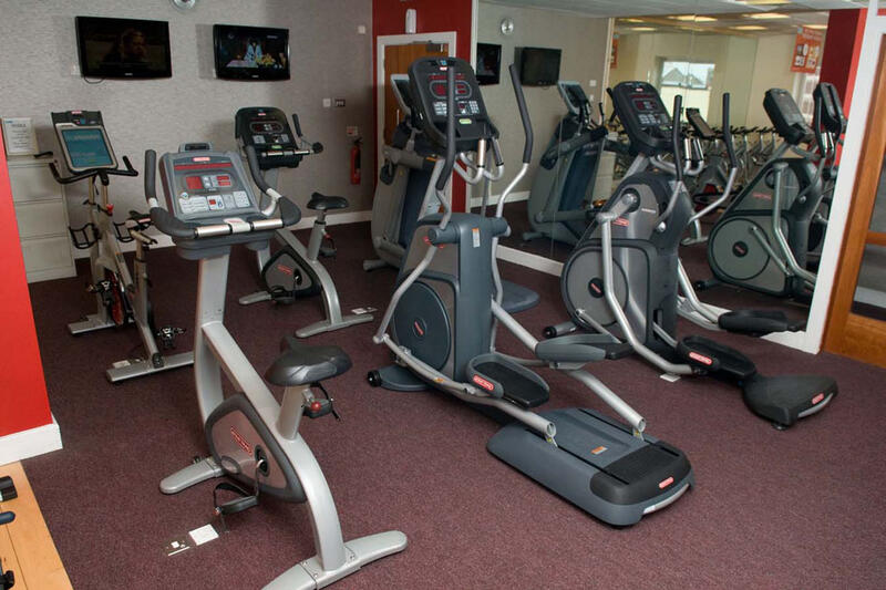 Gym And Equipment At City Hotel Derry