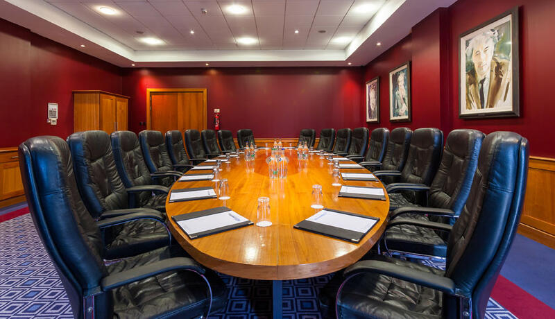 Conference Room At City Hotel Derry