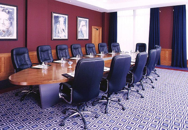 Meeting Room At City Hotel Derry