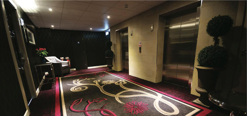 Lifts At City Hotel Derry