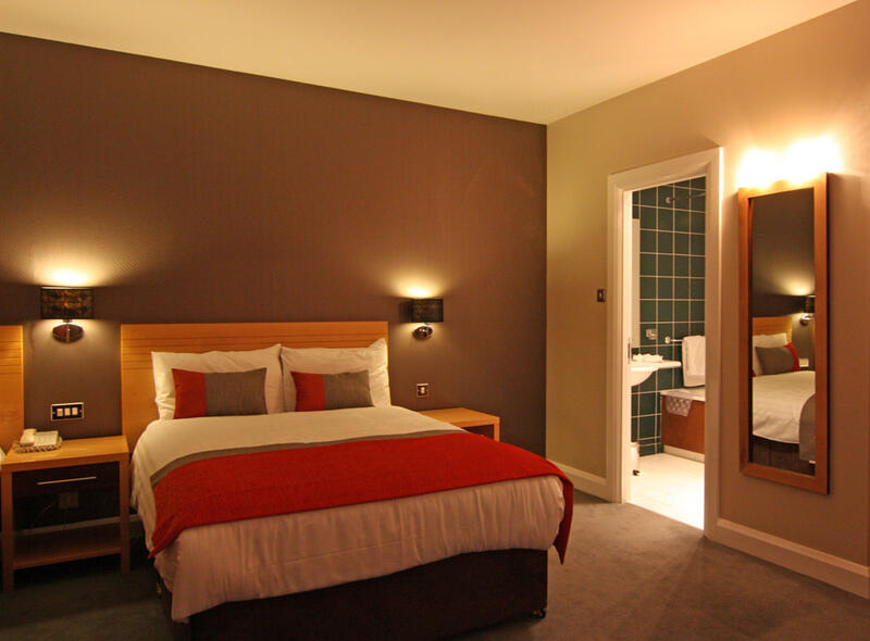 View Of New Standard Double Room At City Hotel Derry