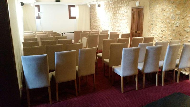 Meeting room at Gran Hotel Sóller in Majorca