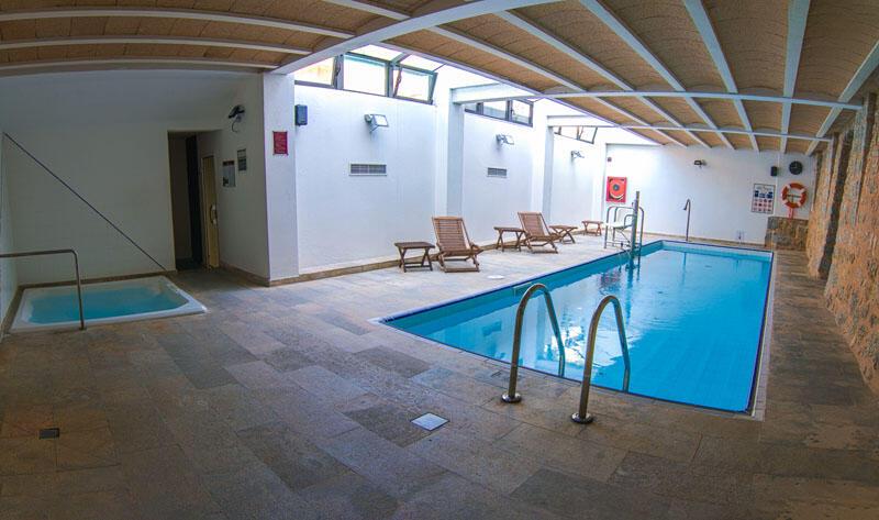 Spa at Gran Hotel Sóller in Majorca