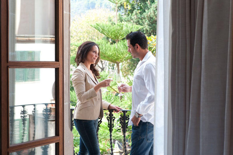 Balcony Suite at Gran Hotel Sóller in Majorca