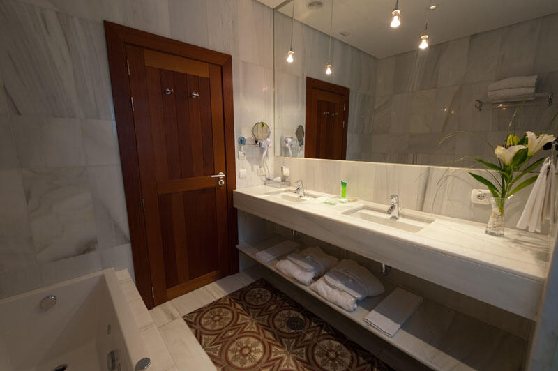 Double Superior Room at Gran Hotel Sóller in Majorca