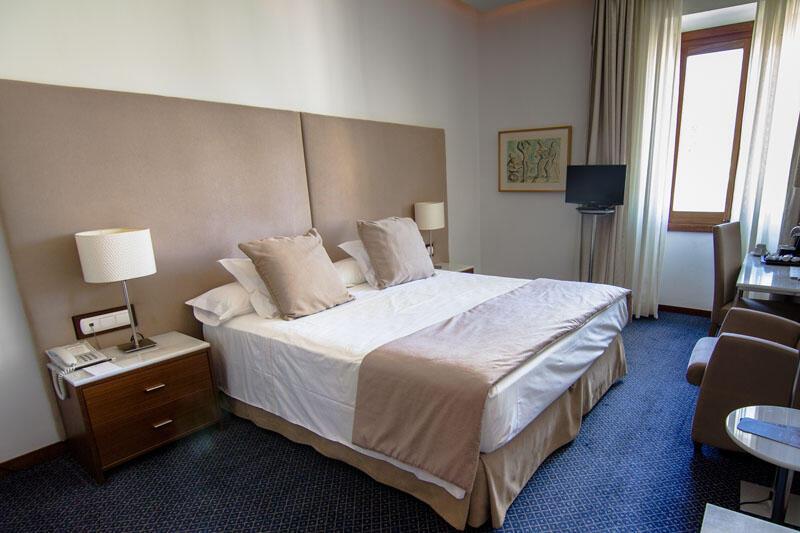 Superior Double Room at Gran Hotel Sóller in Majorca