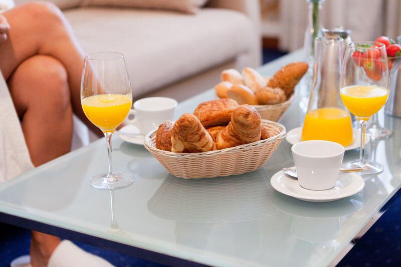 Premium Suite at Gran Hotel Sóller in Majorca