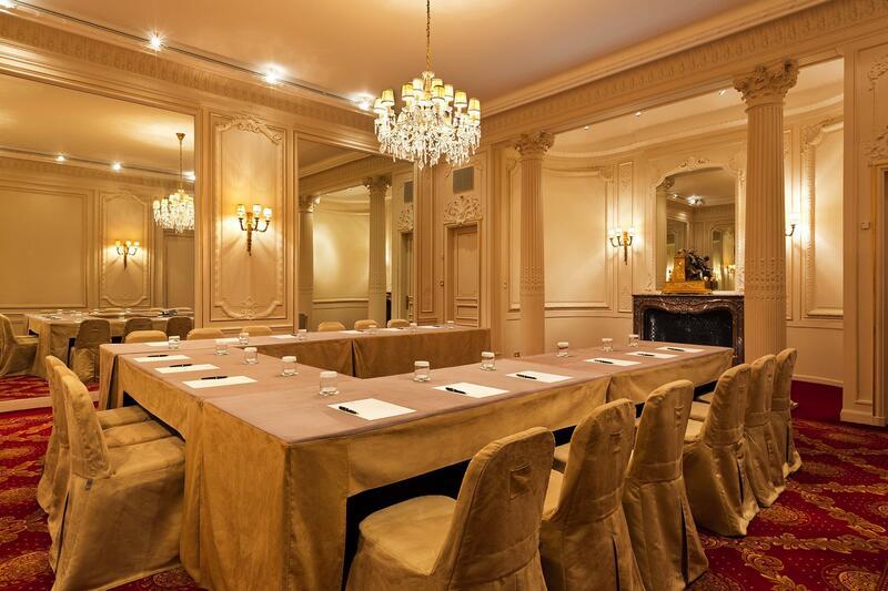 Seminairs et Banquets _ Meeting Room 9