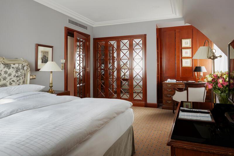 Grand Deluxe Room - Patrick Hellman Schlosshotel
