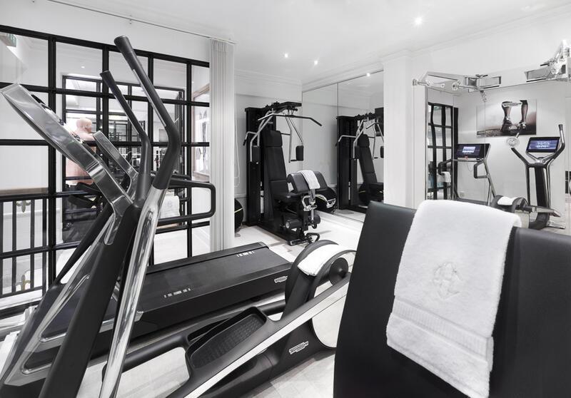 Gym - Patrick Hellman Schlosshotel