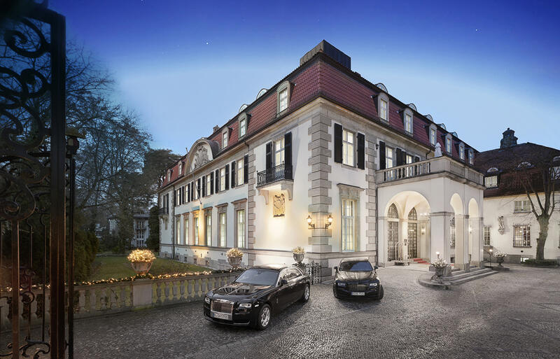 Hotel Exterior Veiw - Patrick Hellman Schlosshotel