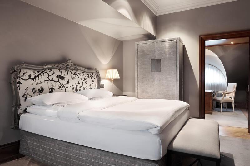 Bed - Patrick Hellman Schlosshotel