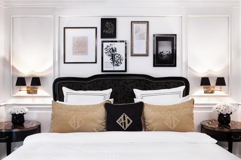 Premium Plus Boheme Bed - Patrick Hellman Schlosshotel