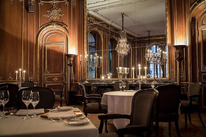 Restaurant at Patrick Hellman Schlosshotel