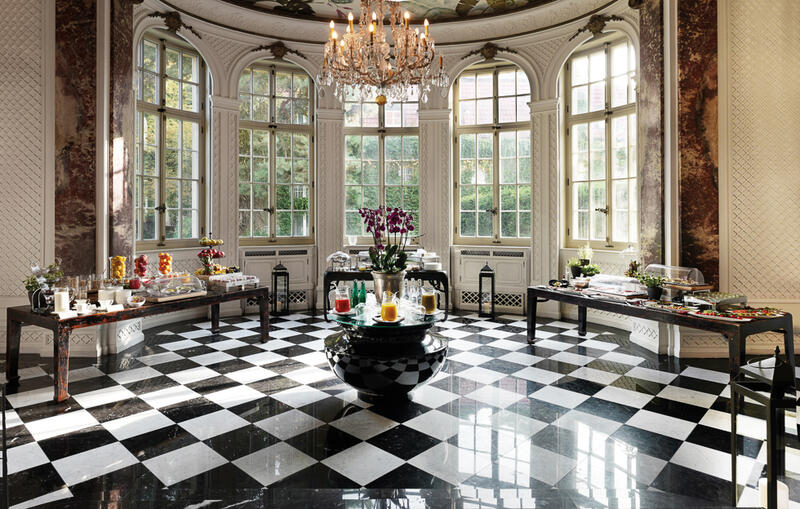 Winter Garden - Patrick Hellman Schlosshotel