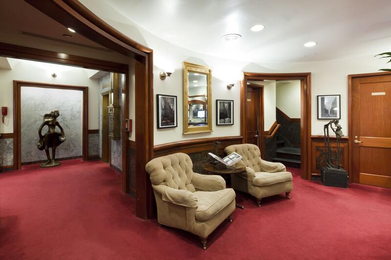 The Roger Smith lobby