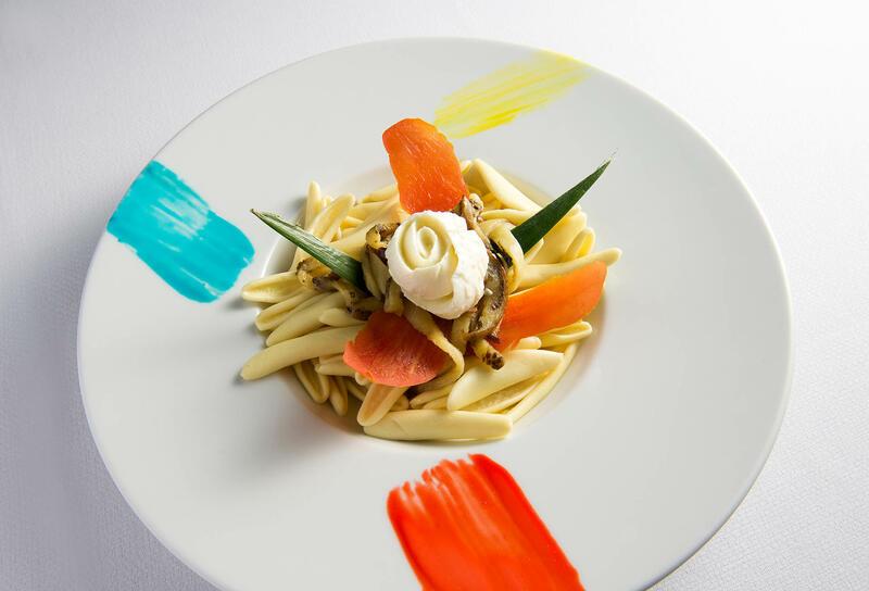 Pasta Dish at DUPARC Contemporary Suites, Torino
