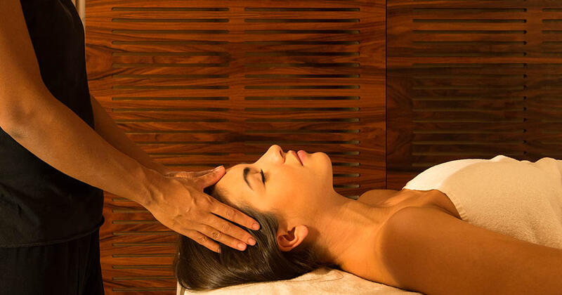 Head Massage at DUPARC Contemporary Suites, Torino