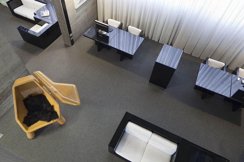 Lobby at DUPARC Contemporary Suites, Torino