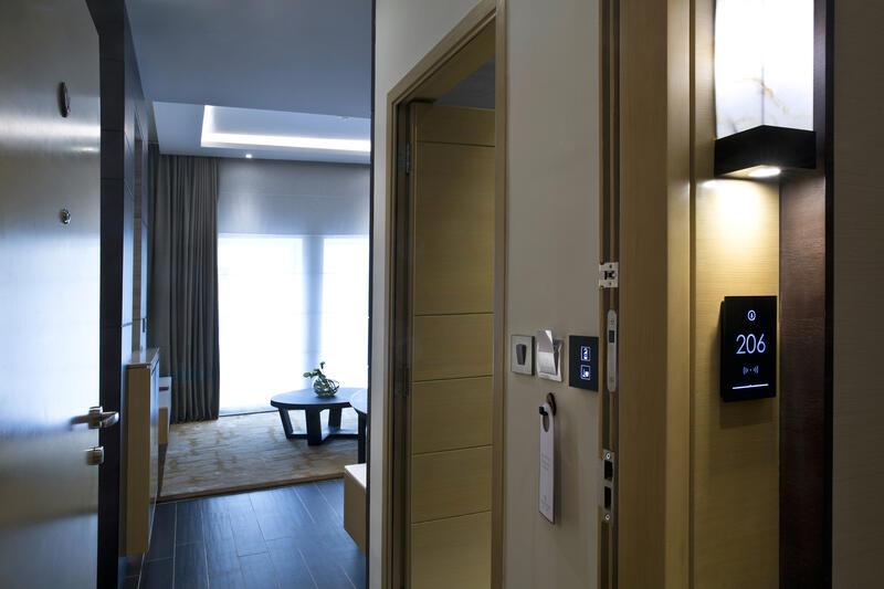 Room at Grayton Hotel Dubai